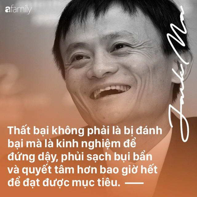 Những bài học dạy con trưởng thành sau thất bại đáng học tập từ tỉ phú Jack Ma - Ảnh 2.