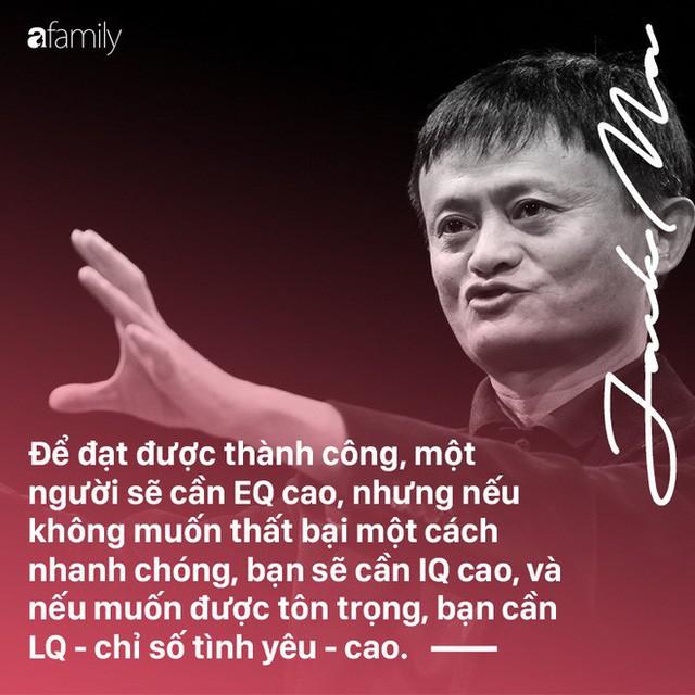 Những bài học dạy con trưởng thành sau thất bại đáng học tập từ tỉ phú Jack Ma - Ảnh 3.