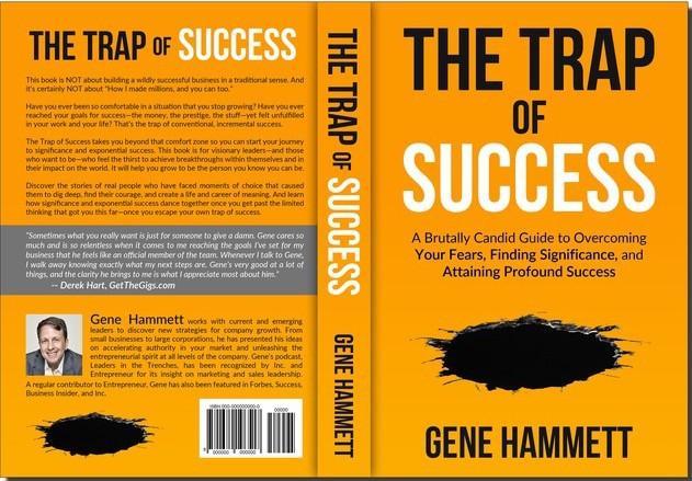 Cái bẫy của sự thành công: Cuốn sách đáng đọc đầu năm 2018 - Ảnh 1.