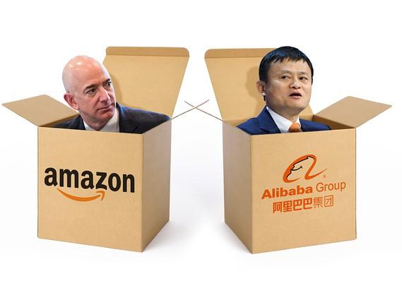 Đại chiến thương mại điện tử: Tương lai không còn xa - Ảnh 1.
