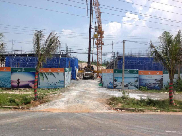 Bình Thuận phát triển biệt thự, căn hộ cao tầng tại các khu du lịch - Ảnh 2.