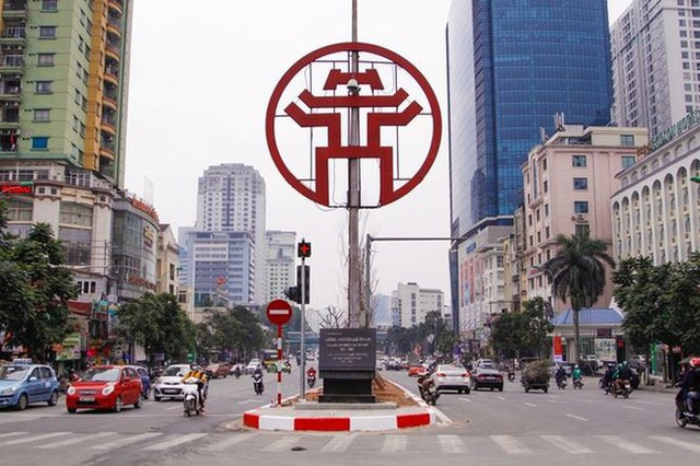 Ngắm đường 10 làn xe đẹp nhất Việt Nam tại Hà Nội - Ảnh 11.