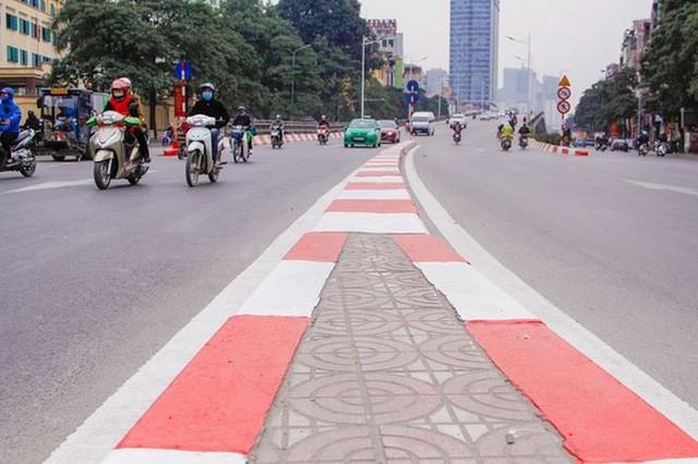 Ngắm đường 10 làn xe đẹp nhất Việt Nam tại Hà Nội - Ảnh 4.