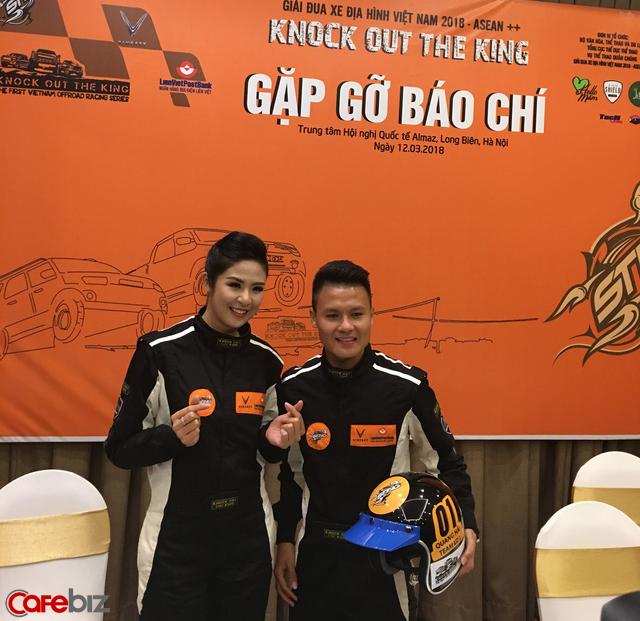 Hệ thống giải đua xe địa hình đối kháng chuyên nghiệp đầu tiên tại Việt Nam chính thức được khởi động - Ảnh 2.