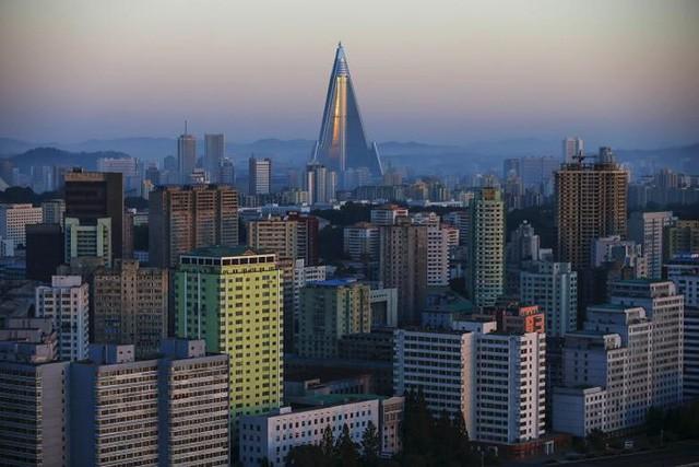 Triều Tiên bật mí hình ảnh phát triển hiện đại - Ảnh 1.
