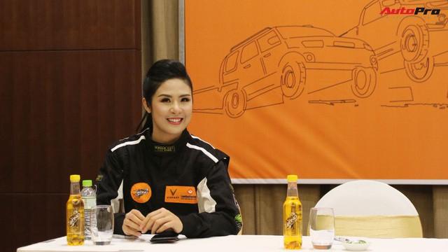 Vì sao tiền vệ U23 Quang Hải và Hoa hậu Ngọc Hân tham gia giải đua xe địa hình Việt Nam? - Ảnh 3.