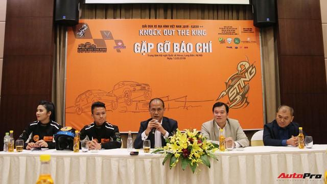 Vì sao tiền vệ U23 Quang Hải và Hoa hậu Ngọc Hân tham gia giải đua xe địa hình Việt Nam? - Ảnh 6.