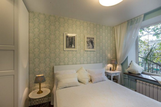 Căn hộ 54m2 hai phòng ngủ rộng và đẹp đến khó tin  - Ảnh 12.