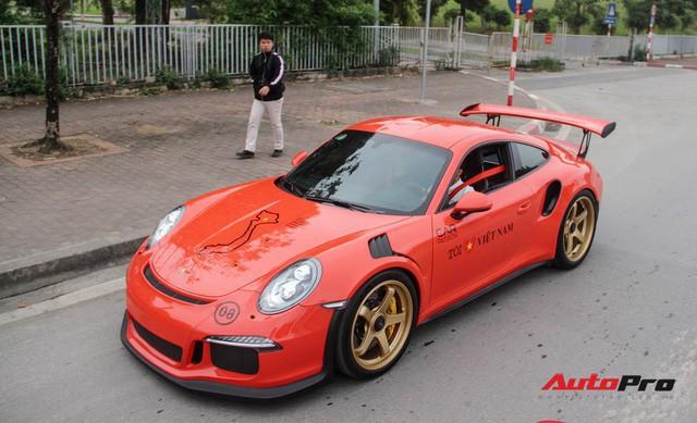 Kết thúc Car & Passion, Porsche 911 GT3 RS của Cường Đô la được rao bán lại - Ảnh 6.