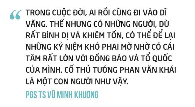 Ba bài học lớn từ cố Thủ tướng Phan Văn Khải của PGS Vũ Minh Khương - Ảnh 6.