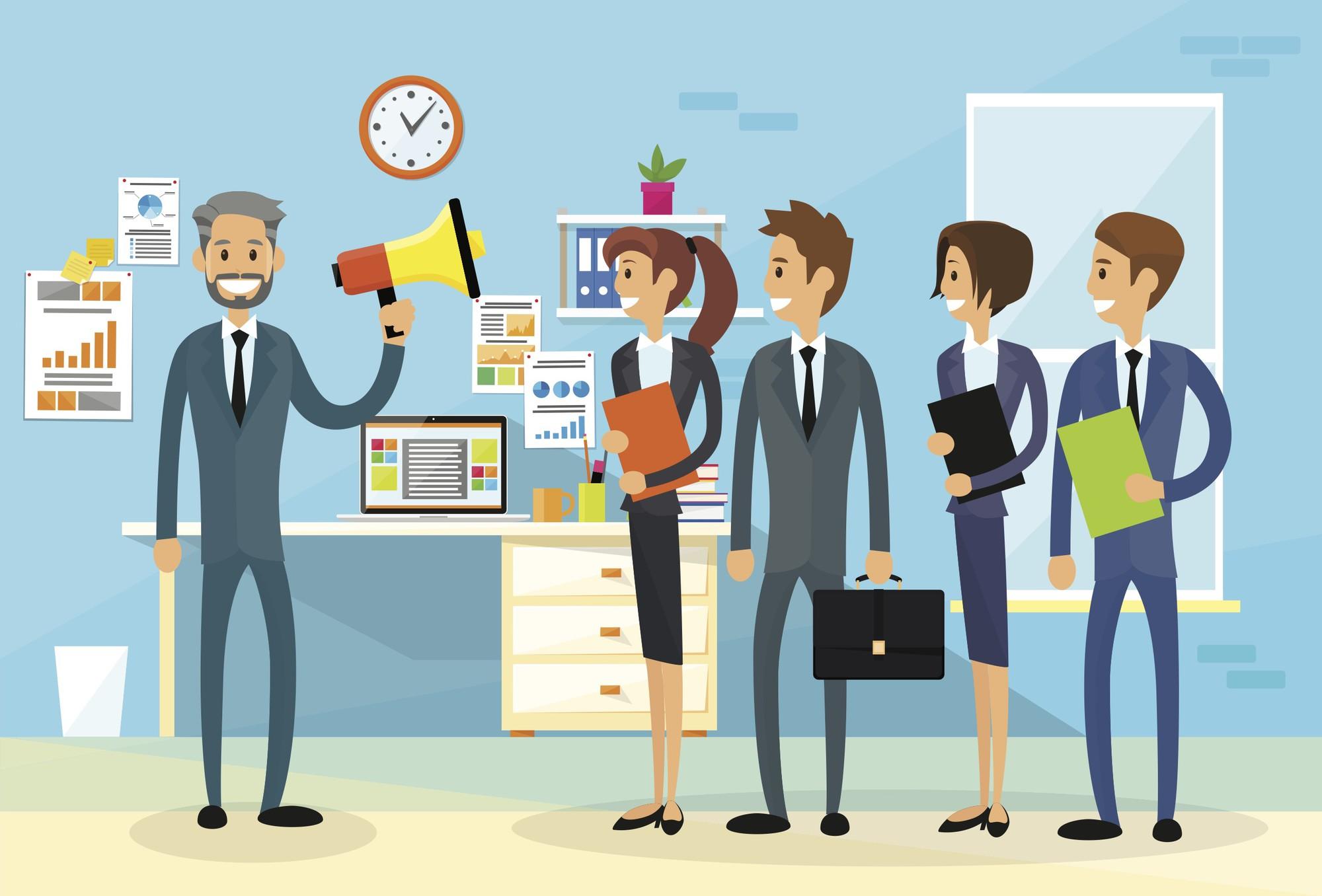 Làm gì khi nhân viên giỏi nghỉ việc? Điều bạn cần biết