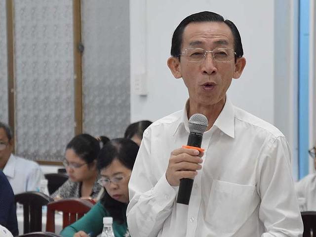 TP.HCM phản biện đề án tăng thu nhập cho CBCCVC  - Ảnh 1.