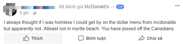 Sau bê bối đuổi khách, McDonalds nhận cơn mưa gạch đá từ netizen Việt Nam, có người còn tranh thủ phẫn nộ để bán sim - Ảnh 3.