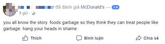 Sau bê bối đuổi khách, McDonalds nhận cơn mưa gạch đá từ netizen Việt Nam, có người còn tranh thủ phẫn nộ để bán sim - Ảnh 4.