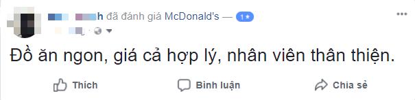 Sau bê bối đuổi khách, McDonalds nhận cơn mưa gạch đá từ netizen Việt Nam, có người còn tranh thủ phẫn nộ để bán sim - Ảnh 8.