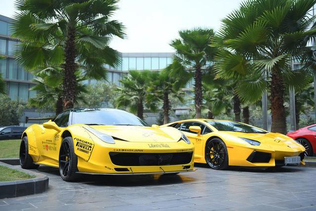 Dàn siêu xe tham dự Car & Passion 2018 đổ bộ khách sạn Hà Nội - Ảnh 2.