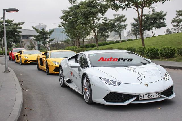Video khám phá dàn siêu xe của đại gia Sài Gòn tham dự Car & Passion 2018 - Ảnh 2.