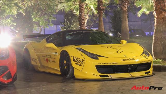 Ảnh đẹp dàn siêu xe Car & Passion dưới ánh đèn đêm Hà Nội - Ảnh 10.