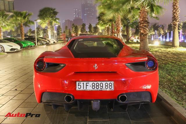 Ảnh đẹp dàn siêu xe Car & Passion dưới ánh đèn đêm Hà Nội - Ảnh 11.