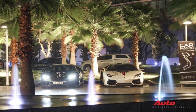 Ảnh đẹp dàn siêu xe Car & Passion dưới ánh đèn đêm Hà Nội - Ảnh 2.