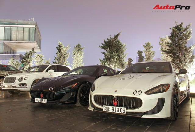 Ảnh đẹp dàn siêu xe Car & Passion dưới ánh đèn đêm Hà Nội - Ảnh 24.