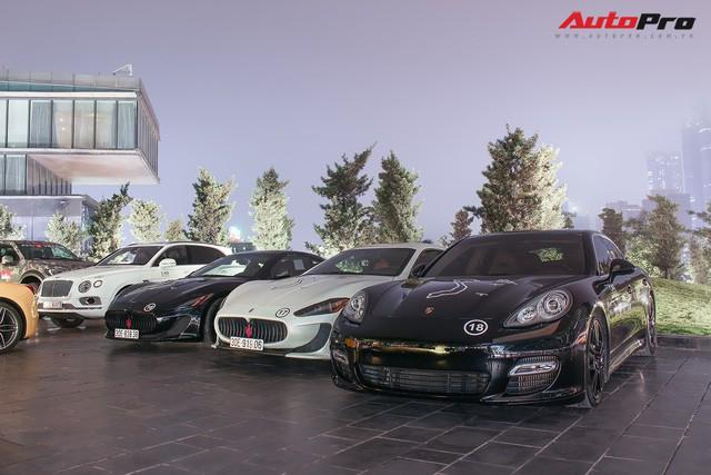 Ảnh đẹp dàn siêu xe Car & Passion dưới ánh đèn đêm Hà Nội - Ảnh 25.