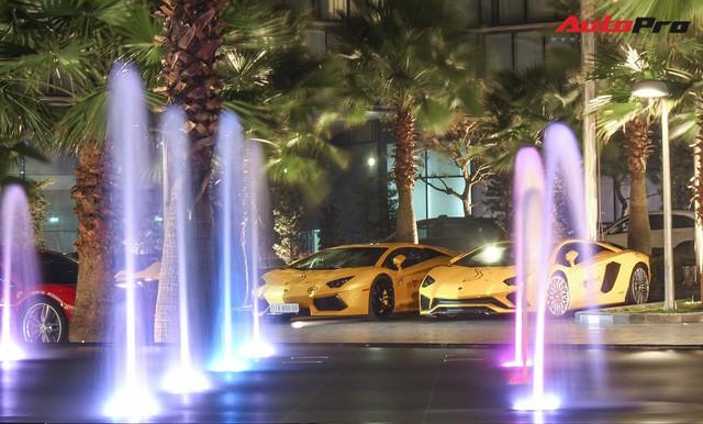 Ảnh đẹp dàn siêu xe Car & Passion dưới ánh đèn đêm Hà Nội - Ảnh 3.