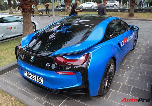 Video khám phá dàn siêu xe của đại gia Sài Gòn tham dự Car & Passion 2018 - Ảnh 8.
