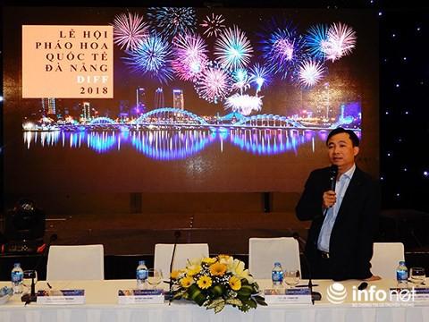 Lễ hội pháo hoa quốc tế Đà Nẵng 2018: Huyền thoại những cây cầu! - Ảnh 1.