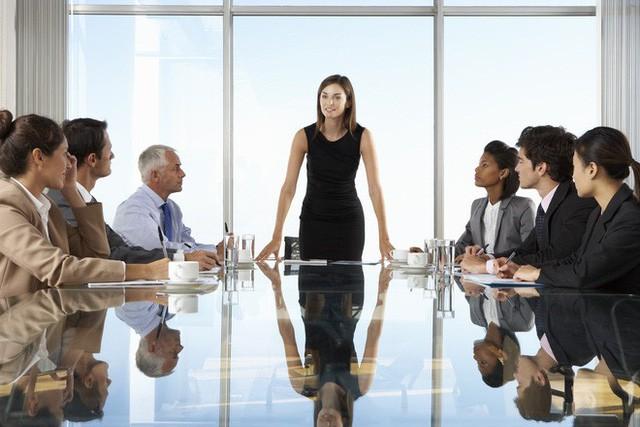 Quốc tế phụ nữ 8/3: Có một điểm đặc biệt giúp phụ nữ làm sếp còn tốt hơn đàn ông - Ảnh 2.