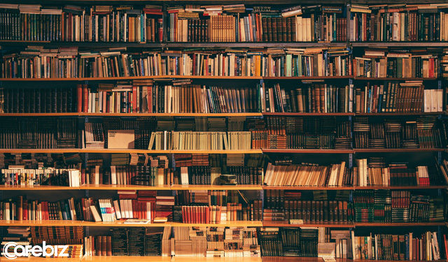 Làm sao để đọc 300 cuốn sách một năm: 3 định luật tối ưu cho những người chỉ thích mua sách về... và để đấy - Ảnh 1.