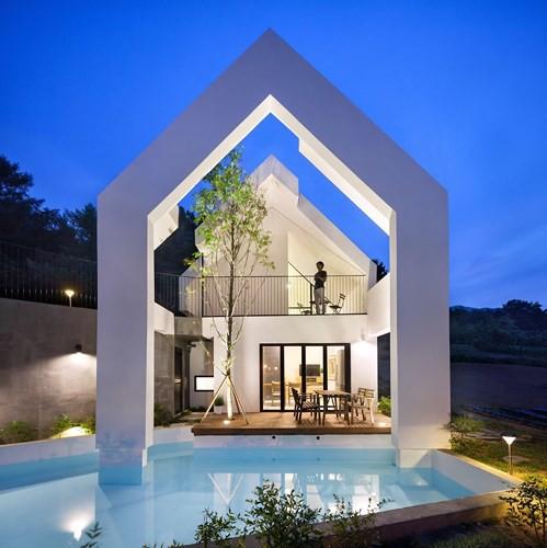 Ngôi nhà dành cho những người muốn sống yên tĩnh - Ảnh 11.