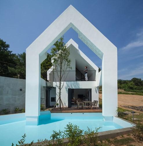 Ngôi nhà dành cho những người muốn sống yên tĩnh - Ảnh 3.