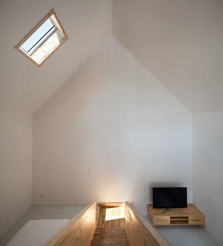 Ngôi nhà dành cho những người muốn sống yên tĩnh - Ảnh 6.