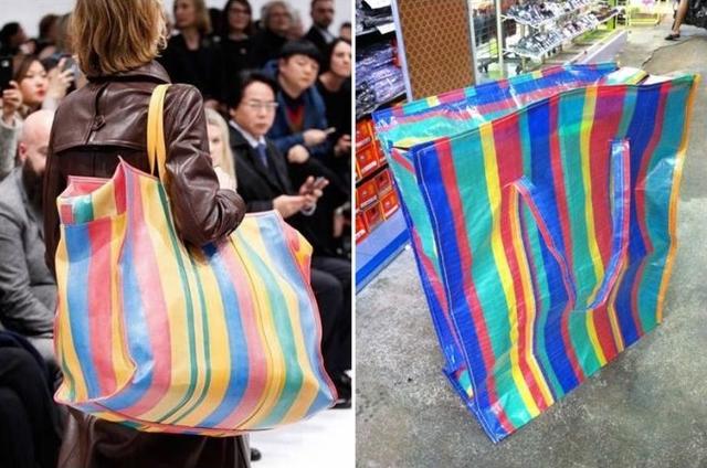 Những chiếc túi xách gây chấn động làng thời trang: Khi đồ gia dụng hàng ngày lột xác thành hàng hiệu với mức giá trên trời - Ảnh 2.