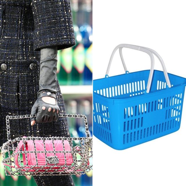 Những chiếc túi xách gây chấn động làng thời trang: Khi đồ gia dụng hàng ngày lột xác thành hàng hiệu với mức giá trên trời - Ảnh 4.