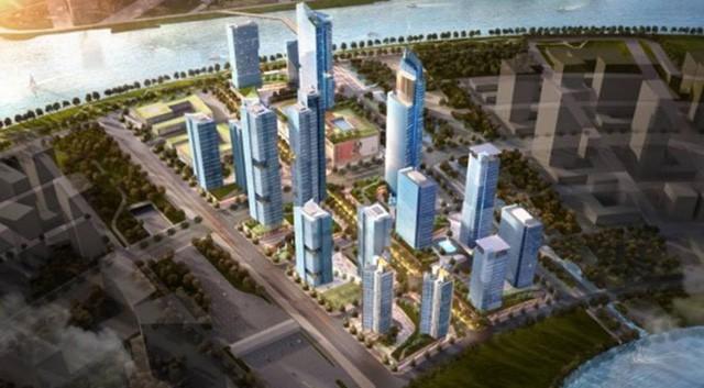 Tập đoàn Hàn Quốc sắp xây siêu dự án ở Thủ Thiêm - Ảnh 1.