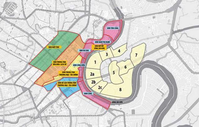 Tập đoàn Hàn Quốc sắp xây siêu dự án ở Thủ Thiêm - Ảnh 2.