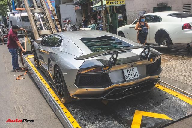 Ông chủ cafe Trung Nguyên tậu Lamborghini Aventador DMC độc nhất Việt Nam - Ảnh 2.