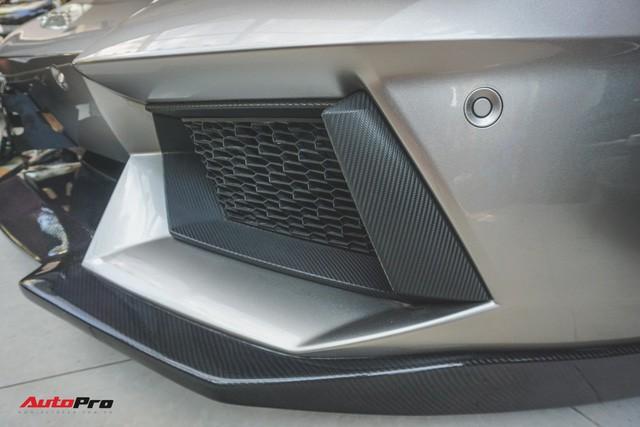 Ông chủ cafe Trung Nguyên tậu Lamborghini Aventador DMC độc nhất Việt Nam - Ảnh 5.