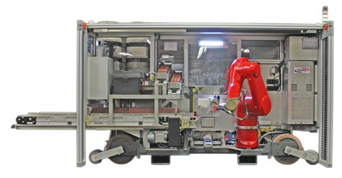 Viễn cảnh robot cướp việc không còn xa: Một robot xây dựng vừa ra mắt tại Mỹ, xây nhanh gấp 5 lần, chi phí rẻ hơn tới 7 lần  con người! - Ảnh 1.