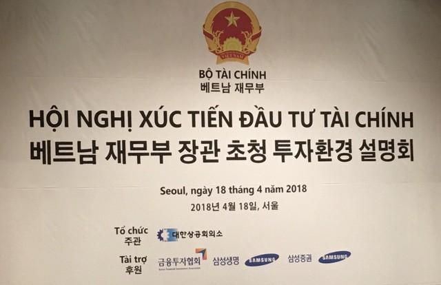 Bộ trưởng Đinh Tiến Dũng: Cơ hội cho các nhà đầu tư Hàn Quốc tại Việt Nam là không hề nhỏ - Ảnh 1.