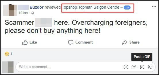Mua quần Topshop ở Saigon Centre hết 2,6 triệu, khách Tây tá hỏa nhận thông báo bị trừ tài khoản đến hơn 9000 USD - Ảnh 5.