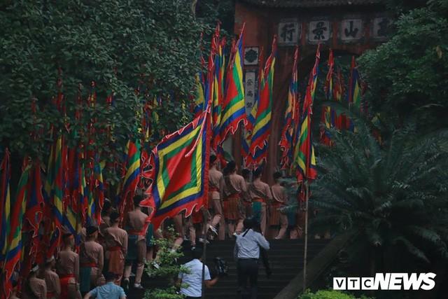 Trực tiếp: Thủ tướng dâng hương tại Đền Hùng từ sáng sớm - Ảnh 1.