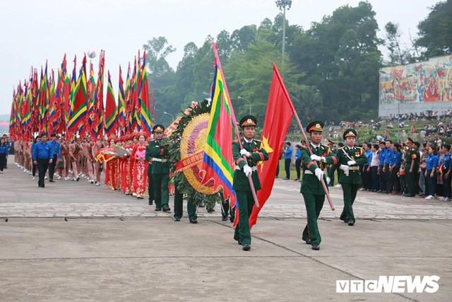 Trực tiếp: Thủ tướng dâng hương tại Đền Hùng từ sáng sớm - Ảnh 5.