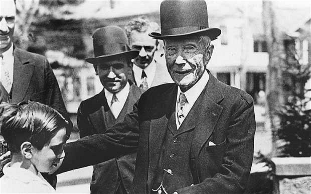 Triết lý thành công của vua dầu mỏ Rockefeller: Không bao giờ phàn nàn, không bao giờ giải thích - Ảnh 1.