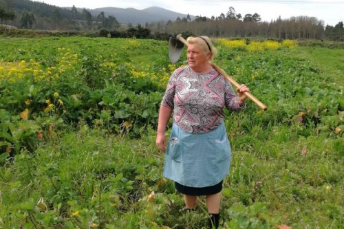 Người nông dân Tây Ban Nha có gương mặt giống Tổng thống Trump gây sốt mạng xã hội - Ảnh 1.