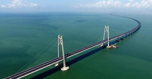 Những siêu dự án khổng lồ cho thấy người Trung Quốc quả là bậc thầy xây dựng khiến cả thế giới phải nể phục - Ảnh 25.