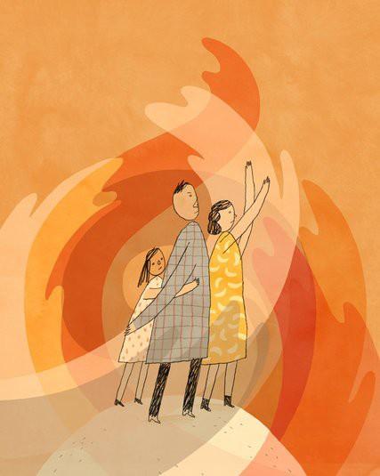 Ba không còn yêu mẹ nữa sao?: Vợ chồng có yêu thương nhau không, con cái là người biết rõ nhất - Ảnh 4.