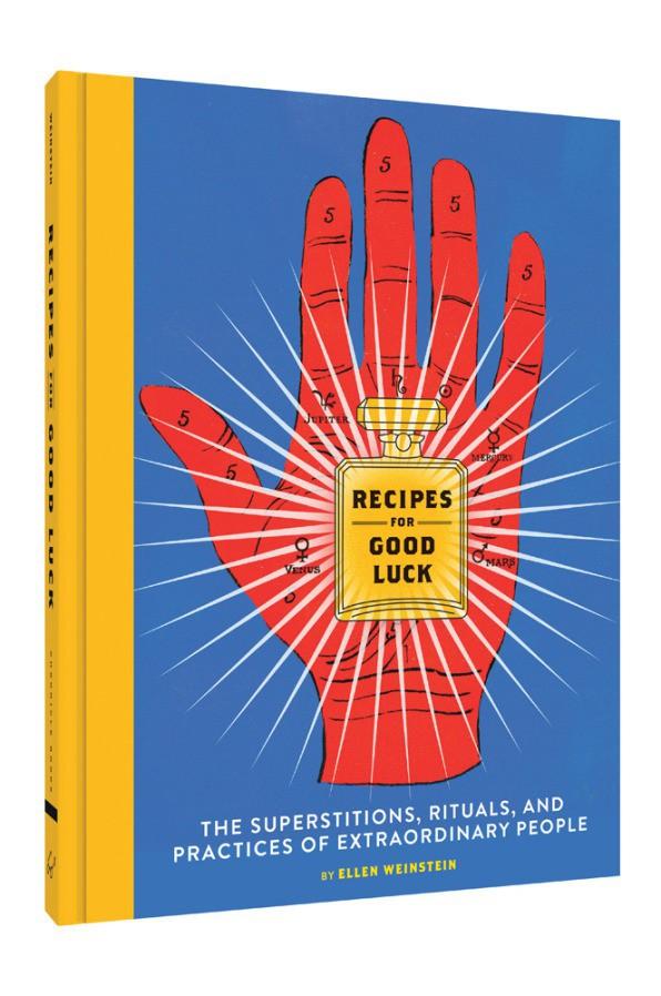 Recipes for Good Luck: Cuốn sách hé lộ thói quen kỳ lạ của những bộ óc sáng tạo nhất thế giới - Ảnh 1.